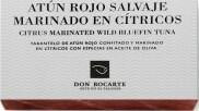 Tuňák v citrusové marinádě, Don Bocarte, 120g