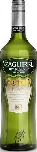 Celler Sort del Castell, Yzaguirre Reserva Dry, vermut 1l
